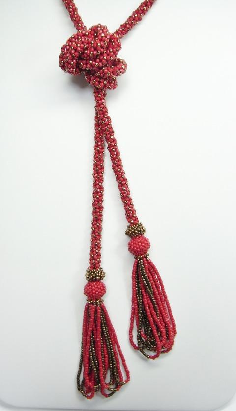 赤nettingネックレス