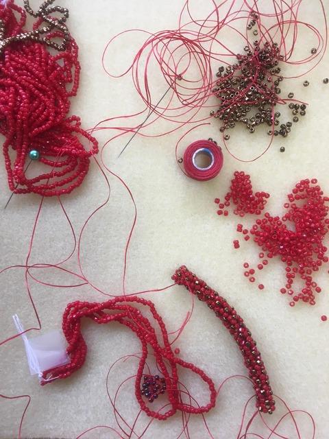 製作netting赤
