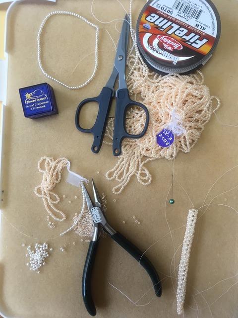製作nettingパール