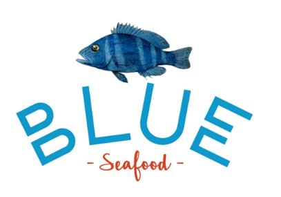 BLUEロゴ