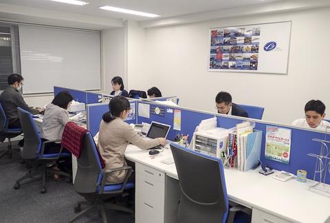 日本事務所スタッフ2