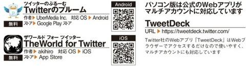 各OSに対応したアプリをインストールしましょう