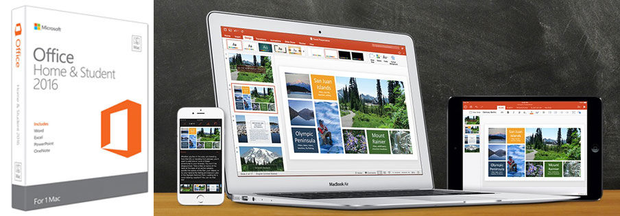 低価格でOffice home & Student 2016 for Macを購入