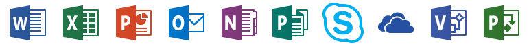 Office 365 solo のコンポーネント