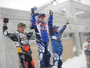 スーパーA1ヒート表彰式