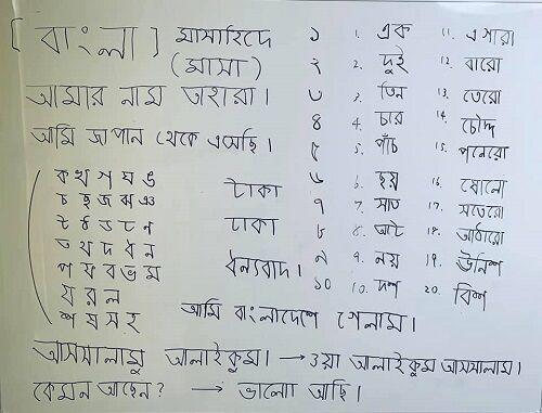 語 ベンガル 学びやすいベンガル語