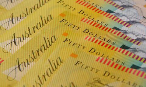 AUD紙幣
