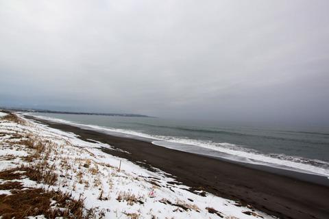 オホーツク海1