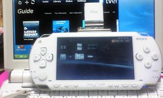 PSP リモートプレイ