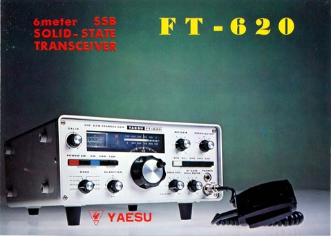 FT-620 advertisment