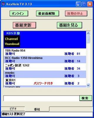 KeyHoleTV