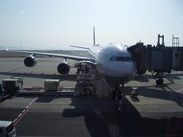 A340-600 関空