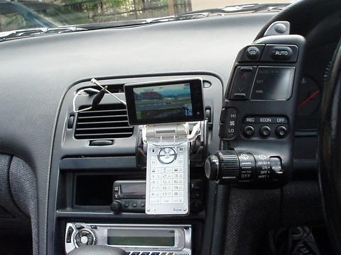 SH903iTV CAR TV