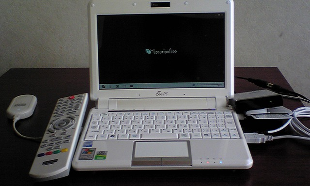 Eee PC 901-X Nobike TV運用