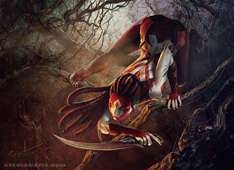 Guul_Draz_Vampire_by_SteveArgyle
