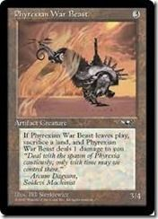 Phyrexian War Beast