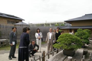 1505 盆栽美術館