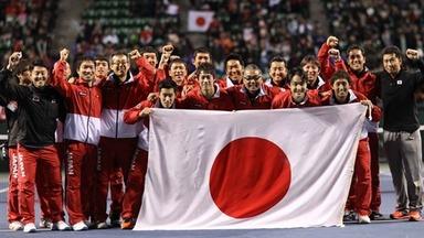 デビスカップ日本