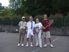 テニス仲間