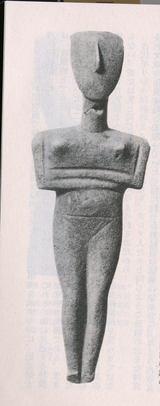 キラクデスの女性像