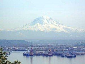 タコマ富士