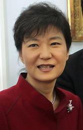 パク・クネ韓国大統領