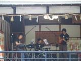 神社の能舞台