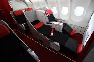 Premium seat 3
