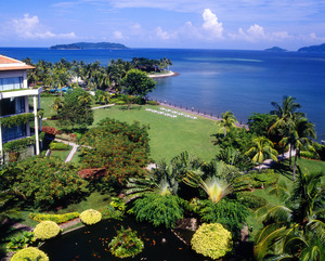 Kinabalu Garden L