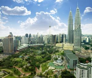 Kuala Lumpur City Centre_コンベンションセンター