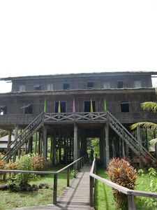 Melanau_Tall_House