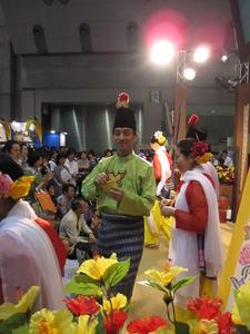 マレーシア民族舞踊5