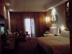 20120326-6 クアラルンプールのホテルの部屋