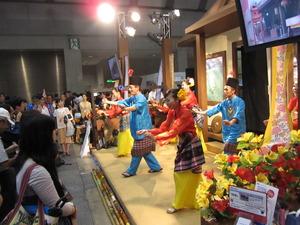 マレーシア民族舞踊3