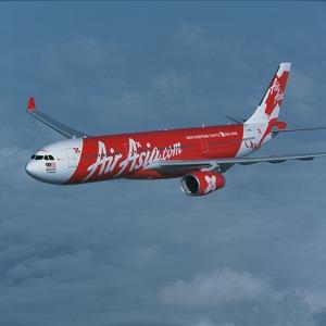 001 A330-300 AirAsia X