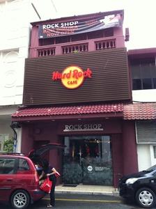 hard rock malacca