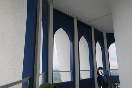 IMG_2110_blue_mosqueミナレットからの眺め