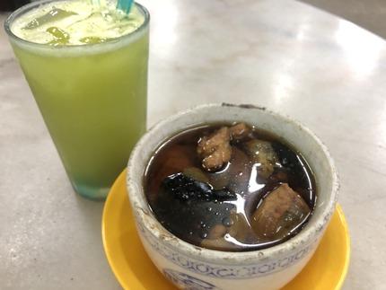 KeongKeeRestaurant_すっぽんスープIMG_3541