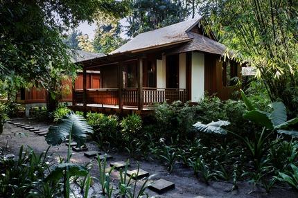 The Datai Langkawi - superior villa - exterior - back