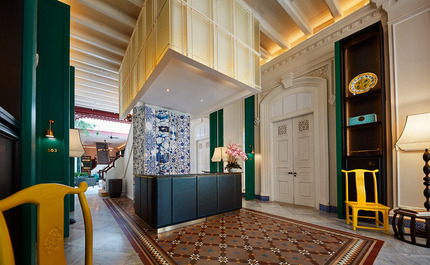 TEGT - Reception Lobby I