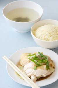 ChTwn_南香_海南鶏飯