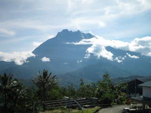 キナバル山1
