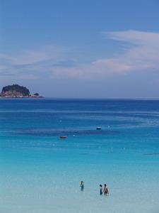 Beach at Laguna Redang Island Resort