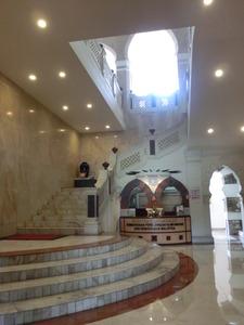 samadビルホール