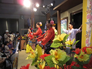 マレーシア民族舞踊1