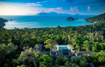 The Datai Langkawi - Overview - Landscape