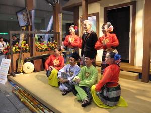 マレーシア民族舞踊2