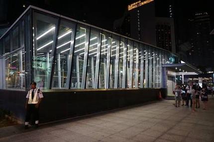 ブキビンタン駅after1