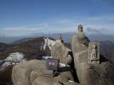 御在所岳頂上神社