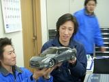 GTRとスタッフ
